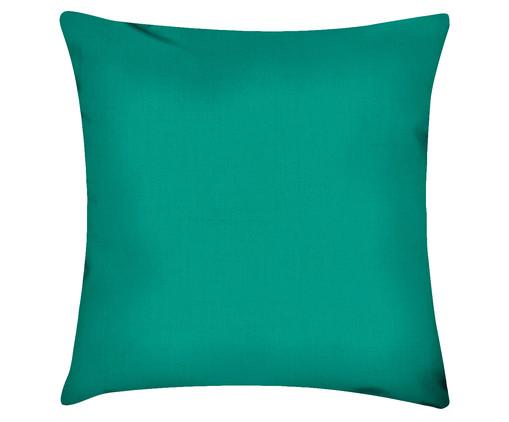 Capa de Almofada em Linho Misto Lauren - Verde Escuro, Verde | WestwingNow