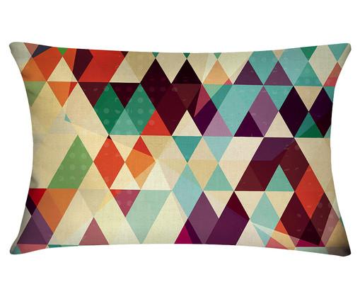 Capa de Almofada em Linho Misto Alice, Colorido | WestwingNow