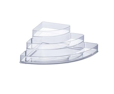 Organizador Lateral Moly - Transparente | WestwingNow