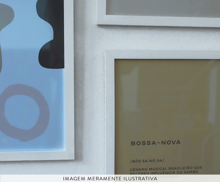 Quadro Bossa Nova - Krone Kern | WestwingNow