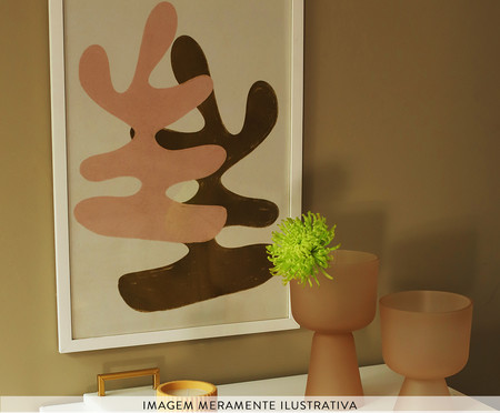 Quadro Flowers And Forms VI - Romina Gadler | WestwingNow