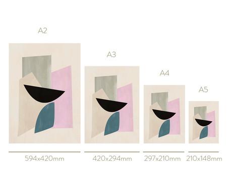 Quadro Toffie Geometric V - Toffie Affichiste | WestwingNow