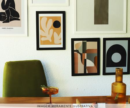 Quadro Terracotta Plates - Roseanne Kenny | WestwingNow