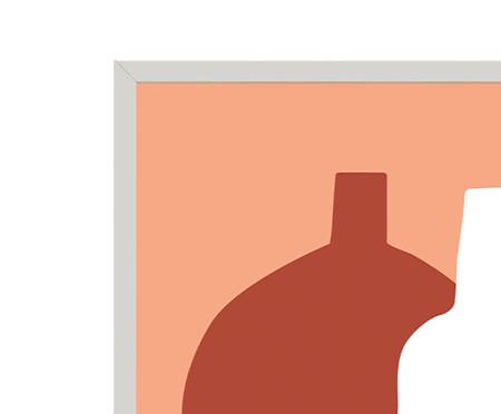 Quadro Terracotta Plates - Roseanne Kenny   WestwingNow