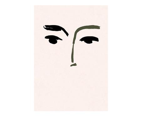 Quadro Toffie Face I - Toffie Affichiste | WestwingNow