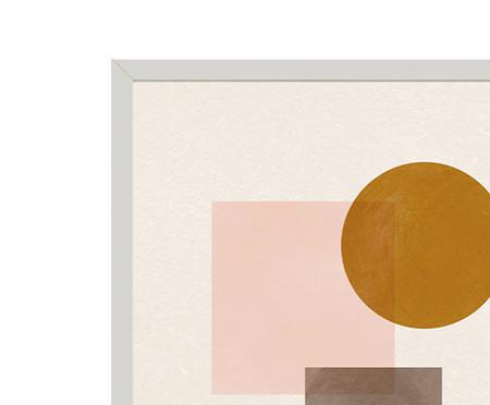 Quadro Toffie Geometric I - Toffie Affichiste | WestwingNow