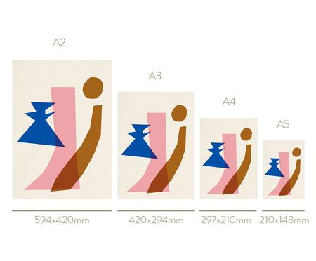 Quadro Toffie Geometric VI - Toffie Affichiste | WestwingNow