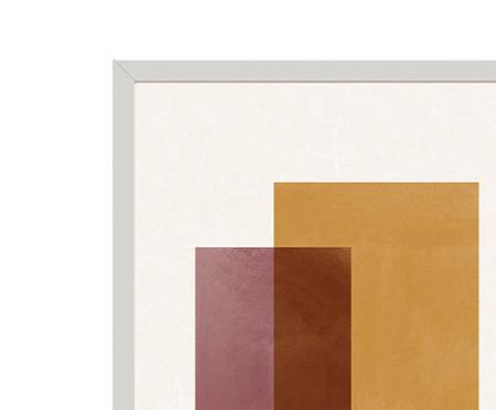 Composição 2 Quadros Toffie Geometric Duo | WestwingNow