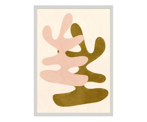 Quadro Toffie Cutout - Toffie Affichiste, Colorido | WestwingNow