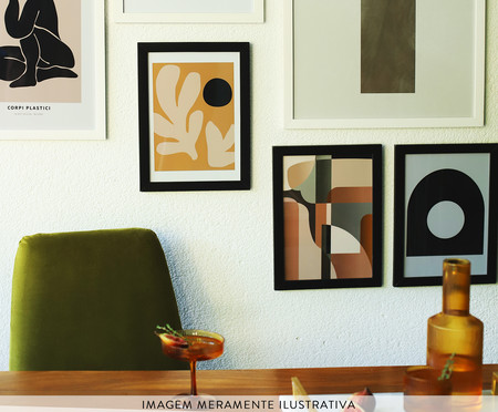 Quadro Toffie Abstract II - Toffie Affichiste | WestwingNow