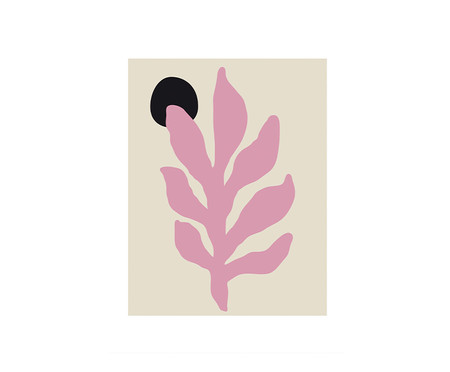 Quadro Flowers And Forms IV - Romina Gadler | WestwingNow