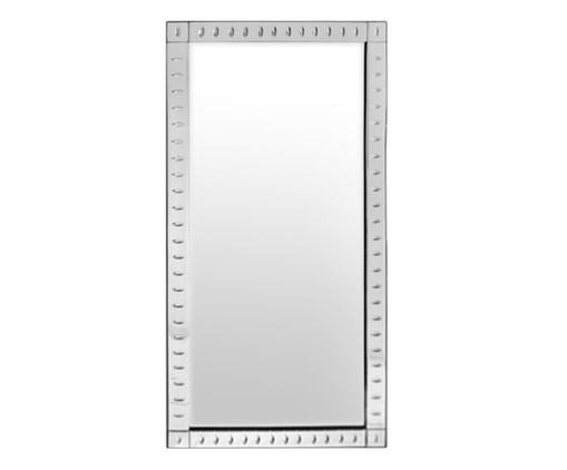 Espelho de Chão em Cristal Brand 80x161 - Prata, Prata | WestwingNow