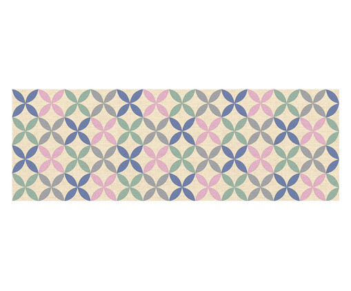 Tapete Passadeira Rossetti, Colorido | WestwingNow