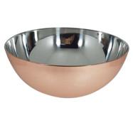 Bowl em Inox Jerusa - Bronze | WestwingNow