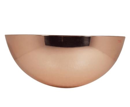 Bowl em Inox Jerusa - Bronze   WestwingNow