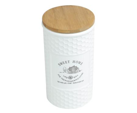 Pote em Porcelana Sweet Home - 1,25L | WestwingNow