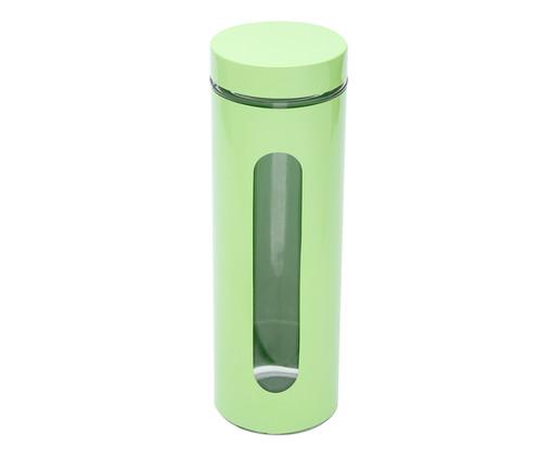 Pote para Mantimentos em Inox Aurora - Verde, Verde   WestwingNow