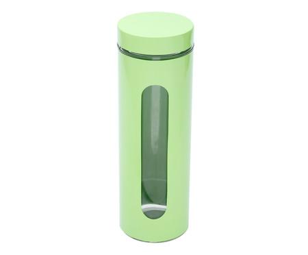 Pote para Mantimentos em Inox Aurora - Verde | WestwingNow