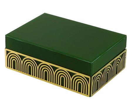 Caixa Decorativa Brenho ll - Verde | WestwingNow