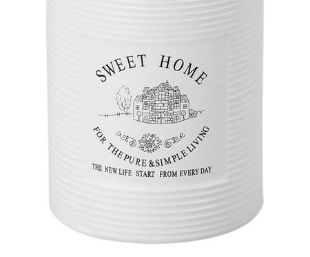 Pote Organizador em Porcelana Sweet Home - 900ml   WestwingNow
