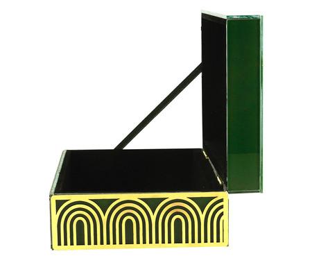 Caixa Decorativa Brenho l - Verde | WestwingNow