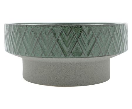 Vaso em Cerâmica Maya - Verde | WestwingNow