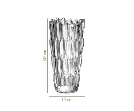 Vaso de Vidro Zel - Transparente | WestwingNow