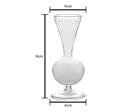 Vaso em Vidro Emily | WestwingNow