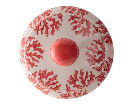 Pote Decorativo em Porcelana Lopez l | WestwingNow