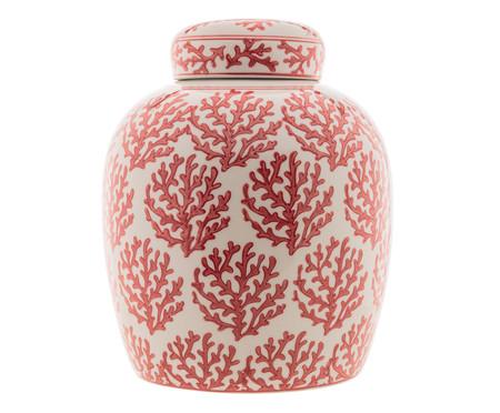 Pote Decorativo em Porcelana Lopez lll | WestwingNow