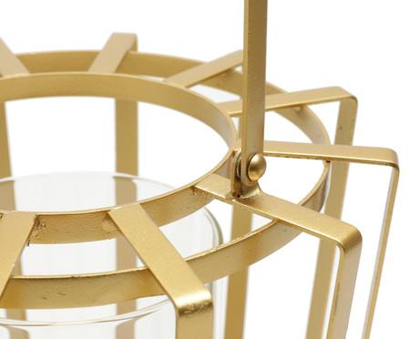 Lanterna Arline l - Dourado | WestwingNow