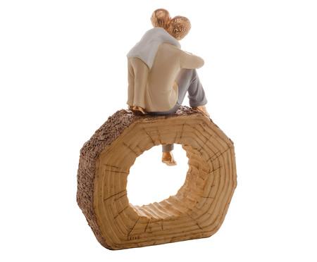 Escultura em Resina Pai e Filho | WestwingNow