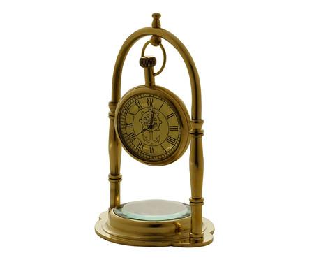Relógio Decorativo com Bússola Mia | WestwingNow