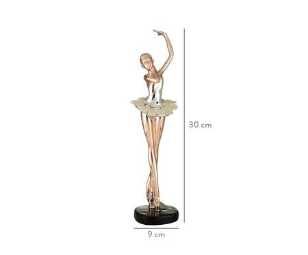 Escultura Bailarina l - Rosé   WestwingNow