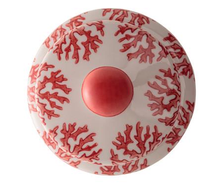 Pote Decorativo em Porcelana Lopez ll | WestwingNow