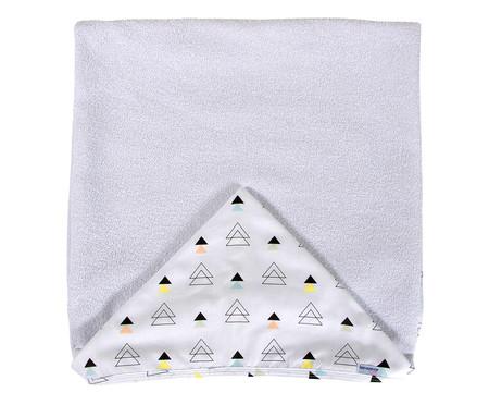 Toalha com Capuz New York Triângulo - 200 Fios   WestwingNow