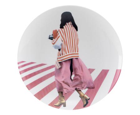 Jogo de Mesa em Porcelana Diana - 01 Pessoa | WestwingNow