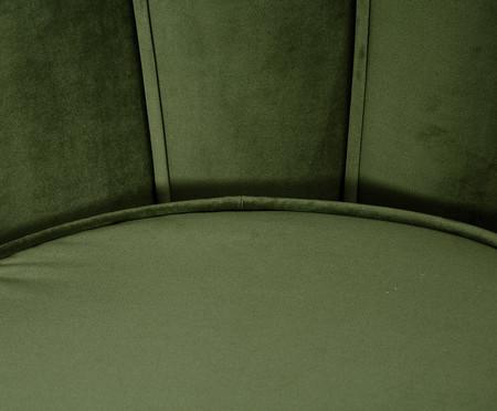 Poltrona em Veludo Pétala - Verde Abacate | WestwingNow