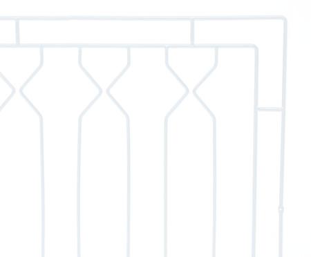 Cabeceira Geométrica - Branca | WestwingNow