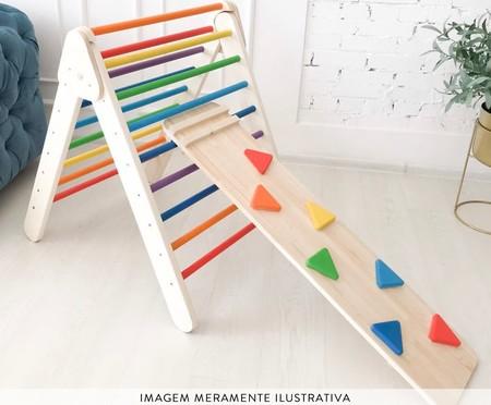 Triângulo de Escalada Dobrável Montessoriano | WestwingNow