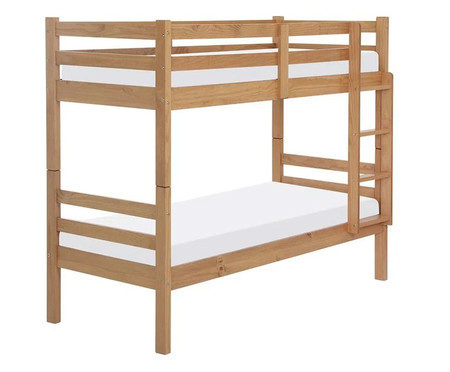 Cama Beliche Confort - Natural | WestwingNow