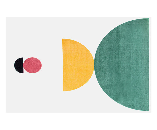 Tapete Bauhaus, Colorido   WestwingNow