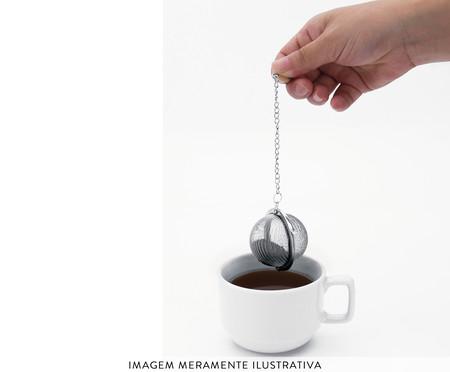 Infusor de Chá em Inox Josie - Prata | WestwingNow