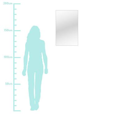 Espelho de Parede Bisotê Britt - 50x60cm | WestwingNow