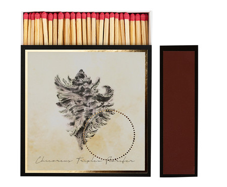 Caixa de Fósforos Longos Ivy - 150 Unidades | WestwingNow