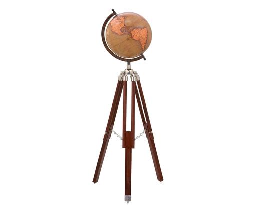 Globo de Piso Scott ll - 82x33cm, Marrom | WestwingNow