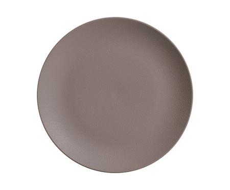 Jogo de Jantar em Cerâmica Stoneware Mahogany - 06 Pessoas   WestwingNow