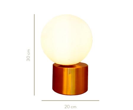 Abajur Moon Dourado - Bivolt | WestwingNow