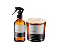 Kit Vela Perfumada e Home Spray Lavanda Patchouli 200ml   WestwingNow