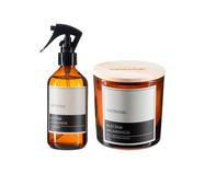 Kit Vela Perfumada e Home Spray Jacarandá 200ml   WestwingNow
